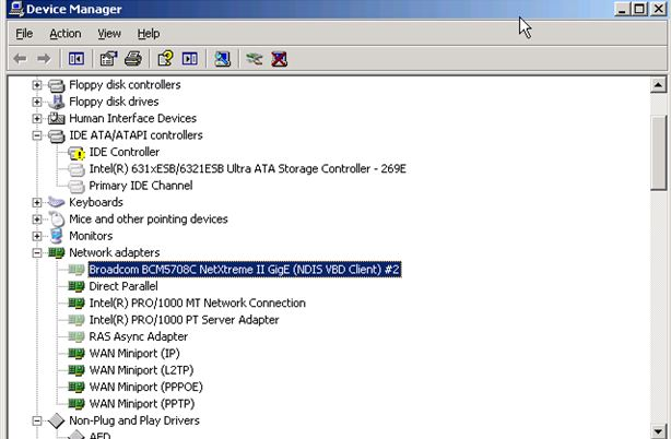 RAS ASYNC ADAPTER NETWORK WINDOWS 7 DRIVER DOWNLOAD
